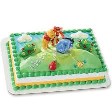 winnie the pooh cake topper winnie the pooh cake toppers