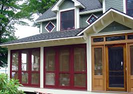 traditional three season porch panels gardenia model www