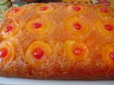 double pineapple upside down cake recipe pineapple upside