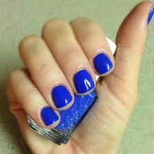 essie butler please bright blue nail color u0026 lacquer essie