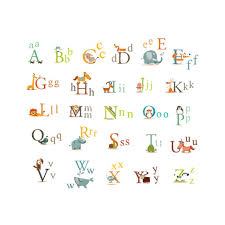 Alphabet Wall Decals For Nursery by Compare Prices On Diy Alphabet Wall Online Shopping Buy Low Price