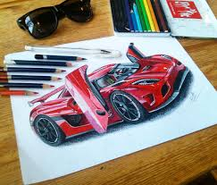 koenigsegg one drawing koenigsegg agera r 2 dylan mendes draw to drive