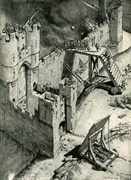 siege of carcassonne the cathar wars or albigensian crusade