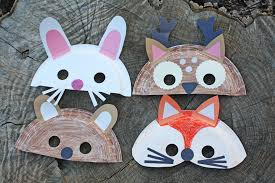the 25 best paper plate masks ideas on pinterest paper plate