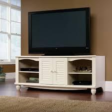Interior Tv Cabinet Design Furniture Furniture Beige Sauder Tv Stand Design With Wool Wicker