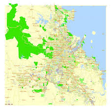 Map Of Oz Brisbane Wikipedia