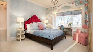 Wallpaper Design Ideas For Bedrooms 20 Captivating Bedrooms With Floral Wallpaper Designs Home
