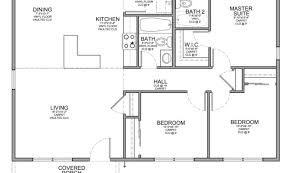 Build House Plans Simple Small Easy To Build House Plans Placement Architecture