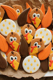 23 easy thanksgiving cookies ideas for thanksgiving cookie recipes
