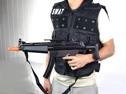 Swat Team Halloween Costume Halloween Costume Men Package Swat Police Tactical Vest