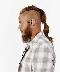 what is going on with travis fimmels hair in vikings travis fimmel looks soooooo much better with the beard and hair
