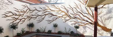 garden wall art australia home outdoor decoration
