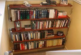 L Bracket Bookshelf 10 Diy Industrial Shelf Ideas Simplified Building