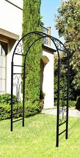 pergola how to create a rose trellis arch amazing arch trellis