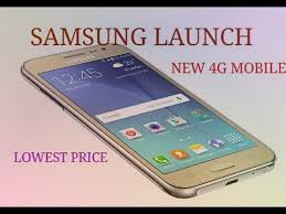 lowest price samsung launch 4g phone lowest price