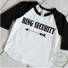 ring security wedding ring bearer shirt ring security wedding ring bearer shirt ring