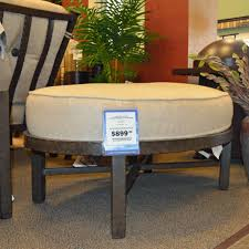 Low Price Patio Furniture - ottomans u0026 footstools outdoor furniture sunnyland outdoor patio