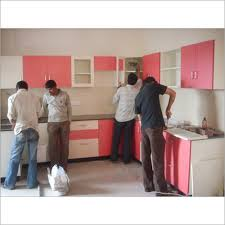 Modular Kitchen Interiors Modular Kitchen Interior Manufacturer Services In Ghaziabad