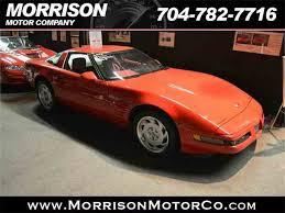 1992 Corvette Interior Classic Chevrolet Corvette Zr1 For Sale On Classiccars Com 28