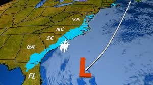 Florida Map East Coast Florida Georgia And South Carolina Brace For Snow And Ice Storms