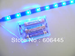 0 3m 4 5v 3528 smd aaa battery powered led light 30cm in led