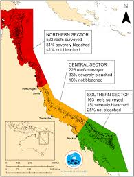 Map Of Southern Caribbean by Global Coral Bleaching 2014 2017 Status And An Appeal For