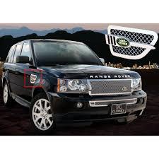 land rover range rover 2009 e u0026g classics 2004 2009 land rover range rover sport grille range