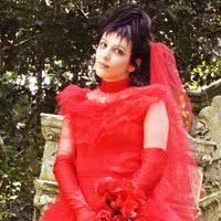 lydia beetlejuice wedding dress lydia deetz shirak