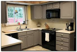 ideas for refinishing kitchen cabinets painted kitchen cabinets color ideas quicua com