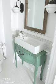 vessel sink and vanity combo small bath vanity with sink crafty design ideas narrow bathroom