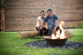 Starting A Fire Pit - four steps to enjoying your fire pit safely