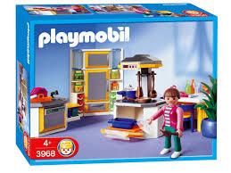 cuisine playmobile playmobil cuisinière et cuisine moderne