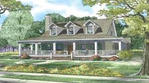 Two Story Craftsman by Lovely Two Story House Plans With Porches 4 Rustic Craftsman