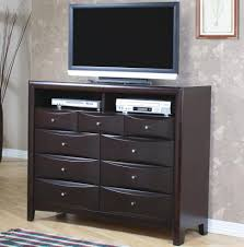 Mirrored Bedroom Bench Furniture Tall Tv Media Chest Dresser Tv Stand Grey Media Chest