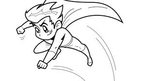 inspiring superhero coloring pages printable free 24 photo