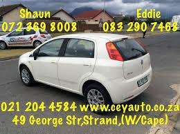 fiat punto 1997 2012 fiat punto 1 4 essence 5d cey auto and park u0026 sell