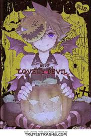 Kingdom Hearts Kink Meme - kingdom hearts doujinshi lovely devil chap oneshot mới nhất