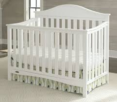 Fixed Side Convertible Crib Graco Harbor Lights Fixed Side Convertible Crib White Babies R Us