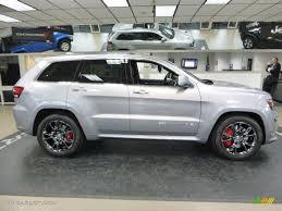 srt jeep 2014 2014 billet silver metallic jeep grand cherokee srt 4x4 92433890