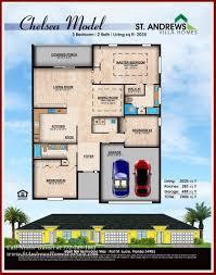 Florida Homes Floor Plans 6196 Nw Cullen Way Port Saint Lucie Fl 34983 For Sale