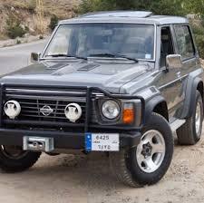 nissan patrol 1991 amado chalhoub u0027s 1988 nissan patrol