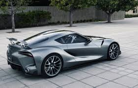 bmw sports car models toyota bmw sports car project now in concept stage performancedrive