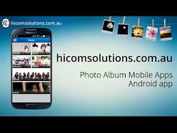 Photo Albums For Sale Photo Album Android App Source Code For Sale Youtube