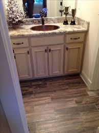 Top  Best Tile Looks Like Wood Ideas On Pinterest Wood Like - Hardwood flooring in bathroom