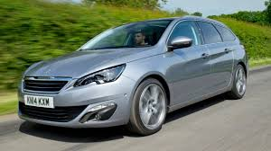 peugeot 308 range 2017 peugeot 308 sw review top gear
