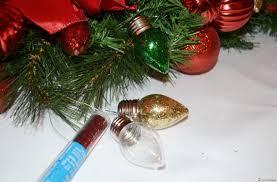 light bulb christmas garland liz bushong