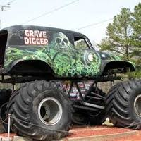 original grave digger monster truck poplar branch nc digger s dungeon home of grave digger