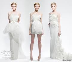winter wedding dresses 2010 marchesa wedding gowns fall 2010 wedding inspirasi