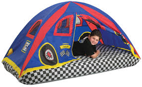 red racer bed play tent outdoorfuntime net