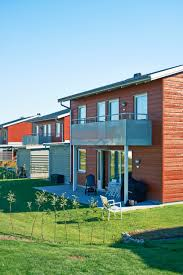 vallda heberg a swedish certified passive house residential area